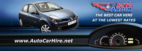 Auto Jardim Car Hire in Portugal - AutoCarHire.net